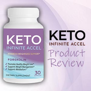 Keto Infinite Accel Forskolin Ingredients